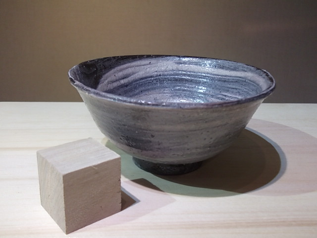 和食器・刷毛目のご飯茶碗